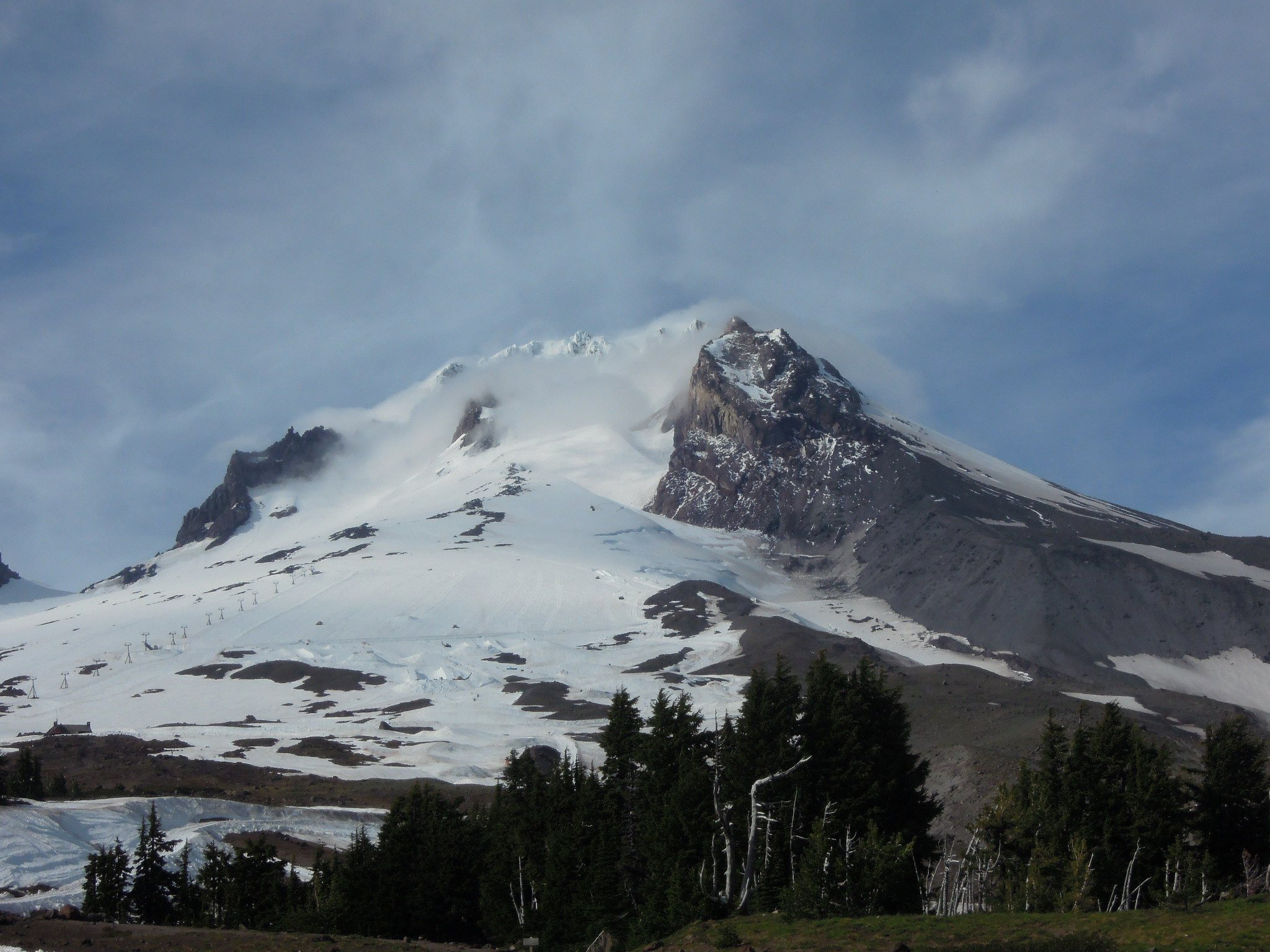 Oregon: Mt. Hood (11,240 feet) - summitchicks.com